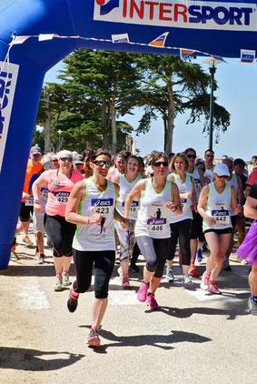 L'Oléronaise - galerie photos édition 2015 - course pour la lutte contre le cancers féminins - Oléron
