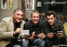 Alexandre Fabre - Serge Dupire - Franck Borde