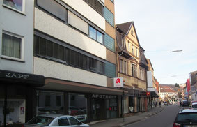 dudweiler, saarbruecken, aerztehaus, saarbruecker strasse 219