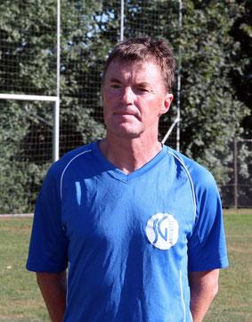 Unser Erfolgschoach in seiner 11. Saison - Siegfried Hellmann