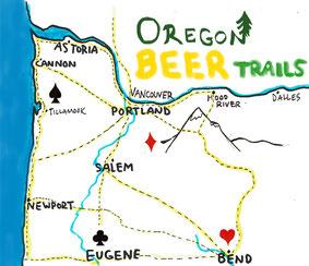 Oregon Beer Trail