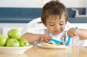 L'alimentation des Plus Grands à partir de 2 ans