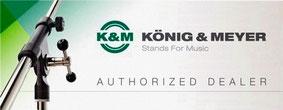 Notenpulte König & Meyer Notenständer - Authorisierter Händler: Lausch & Zweigle