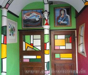 Vorraum die kleine Kunsthalle