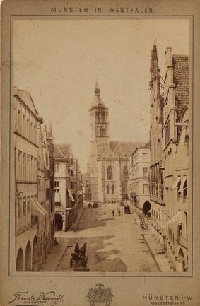 Aufnahme um 1870.