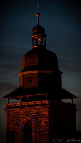 Margarethenkirche Gotha Nacht