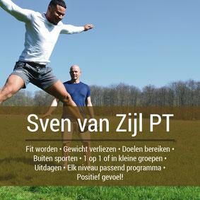 Personal Training van Sven van Zijl