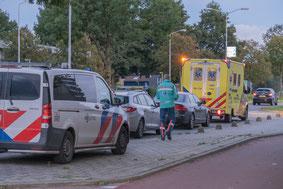 ZHZActueel - fietsster gewond geraakt