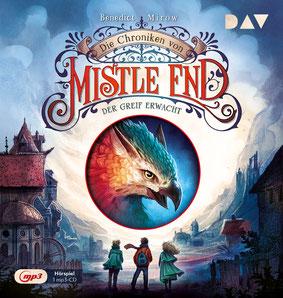 CD Cover Chroniken von Mistle End - Greif erwacht