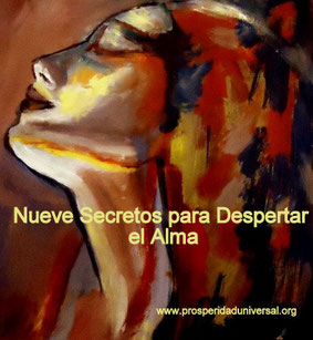 NUEVE SECRETOS PARA DESPERTAR EL ALMA - PROPSERIDAD UNIVERSAL