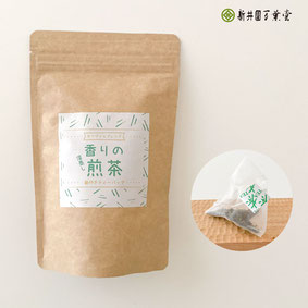くき茶「有機栽培ブレンド」