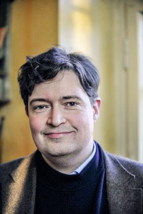 Der Autor des Buches Leonhard Horowski (Foto: Thorsten Wulf)
