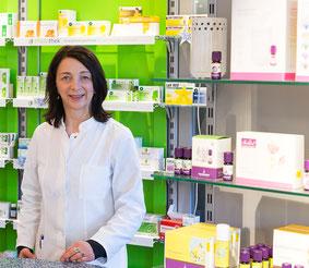 Inhaberin der Humboldt Apotheke und der Apotheke am Waldweg in Göttingen