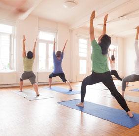 Yoga über 50 Eimsbüttel