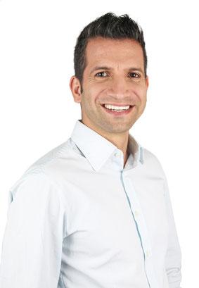 Dr. med. dent. Siuosh Rassaf Zahnarzt in Frankfurt-Niederrad