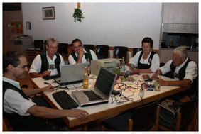 Das Rechenzentrum des Chiemgau-Alpenverbands beim Gaudirndldrahn in Wildenwart