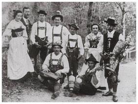 Der Verein von 1903
