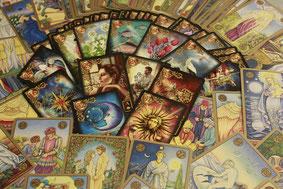Tarot- karten