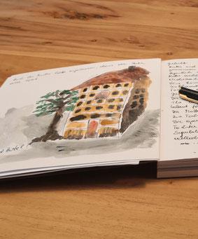 Buch schreiben, Haptik, Autobiografie, Visionen, Schreiben Natur, Astis Schrag