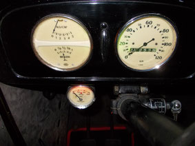 Opel Tacho Beleuchtet ,1397 LZ,Bj. 1934