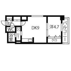 5号室 (34.84㎡)