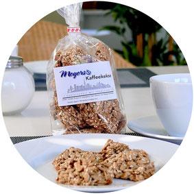 Meyers Gasthaus Maschen, Seevetal, Kaffeekekse