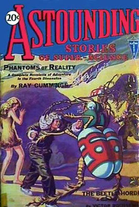 Astounding Stories of Super-Science Janvier 1930