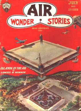 Air Wonder Stories (1929)