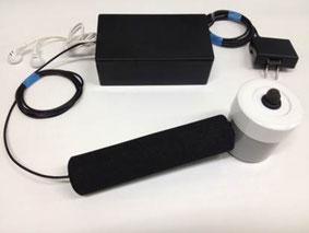 モーター動作検査用集音器(接触型)