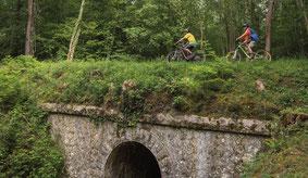 Mountain bike horse riding hiking Lembeye Anoye Simacourbe (valley of Vic-Bilh/Madiran)