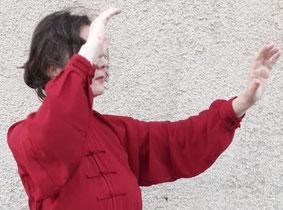 Valeria Polizio - praticante di Qigong