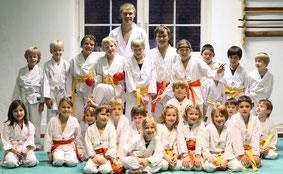 Kinder Karate in Reutlingen