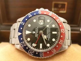 Rolex Oyster GMT Master & Pan Am
