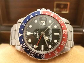 Rolex Oyster GMT Master & Pan Am