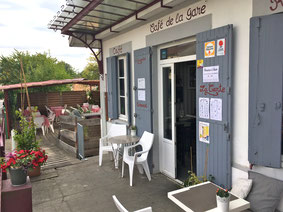 Café de la Gare Beautiran