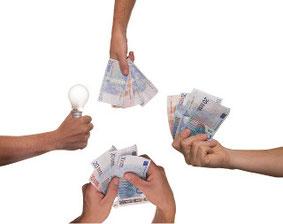Unternehmensfinanzierung mit Crowdfunding von fundingcircle