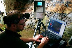 Scan 3D Cueva Rupestre, Cantabria.