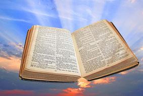 La Bible est le livre de Dieu pour guider les humains