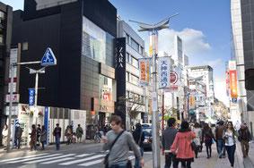 天神西通り(写真提供:福岡市)