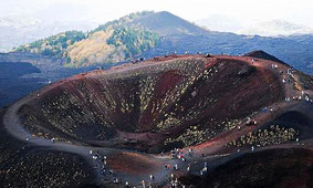 Private Tour of Mt.Etna Volcano