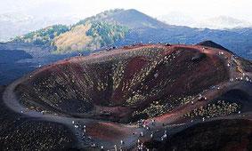 Индивидуальная экскурсия на вулкан Этна, частная экскурсия на Этну