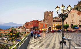 Индивидуальная экскурсия по Таормине, Кастельмоле и дегустация вин и продуктов