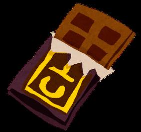 チョコレートのシミの落とし方