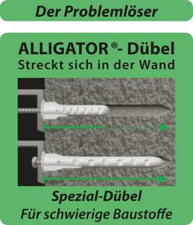 Übersicht Spezial-Dübel