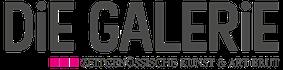 """Logoentwicklung """"Die Galerie"""" Gmunden"""