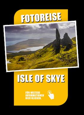 Link zur Fotoreise Landschaftsfotografie in Schottland - Fototour Isel of Skye