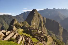 Machu Picchu Inka Trail vier Tage Wanderung