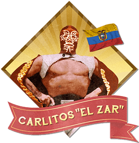 Carlitos El Zar director logo