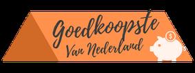 Laminaat inclusief leggen goedkoopste van Nederland