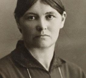 Den revolutionære feminist Marie Nielsen